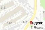 Схема проезда до компании Садовый Арсенал в Кирове