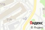 Схема проезда до компании Жасмин в Кирове