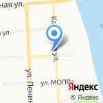Декор на карте Кирова