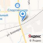 ЛУКОЙЛ-Пермнефтепродукт на карте Кирова