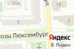 Схема проезда до компании Декор в Кирове