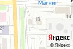 Схема проезда до компании Вятка в Кирове