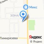 Гражданпроект на карте Кирова