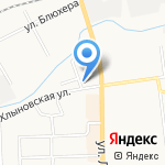 Любимый трикотаж на карте Кирова