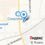 Энергос на карте Кирова
