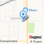 Вятизыскания на карте Кирова