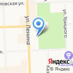 Баграм-345 на карте Кирова