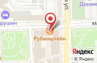 Схема проезда до компании Баро в Кирове