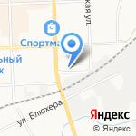 Кировавтоком на карте Кирова