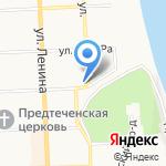 СтройГород на карте Кирова