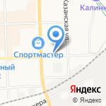 Фавор на карте Кирова