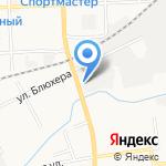 Дива на карте Кирова