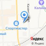 Смарт-медиа на карте Кирова