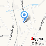 КомфортОкно на карте Кирова
