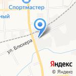 S-витраж на карте Кирова