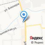 Богатырский на карте Кирова