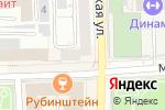 Схема проезда до компании Рома в Кирове