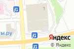 Схема проезда до компании Долина в Кирове