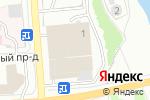 Схема проезда до компании Компания по продаже земельных участков в Кирове