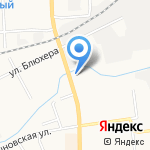 МегаФиш на карте Кирова