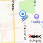 ВятМонтажСтрой на карте Кирова