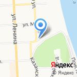 Экострой43 на карте Кирова