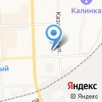 Территория на карте Кирова