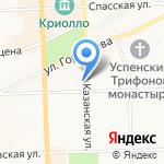 СоЛЮД на карте Кирова