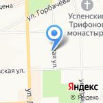 Нотариус Корепанова В.П. на карте Кирова