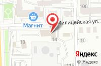 Схема проезда до компании Фирма «Альфа-Полекс» в Кирове