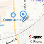 Вятка-риМакс-АА на карте Кирова