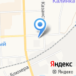 Северная энергия на карте Кирова