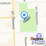 Кировский завод камня на карте Кирова