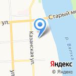 Союз Лидеров на карте Кирова