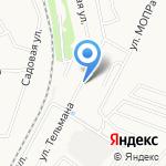 Новый Век-строй на карте Кирова