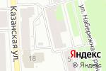 Схема проезда до компании Кировское управление гражданской защиты в Кирове