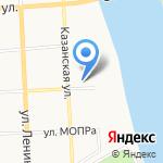 Территориальная избирательная комиссия Первомайского района на карте Кирова