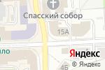 Схема проезда до компании OKWOK в Кирове