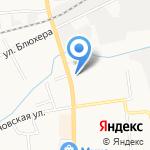 Green Ray на карте Кирова