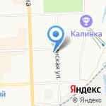 На Казанской на карте Кирова
