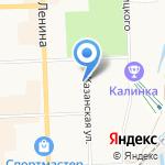 Смарт-Строй на карте Кирова