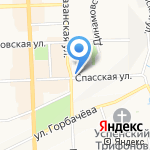 ВыХод на карте Кирова