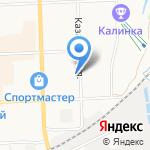 Кировское городское общество охотников и рыболовов на карте Кирова