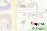 Схема проезда до компании Вятское наследие в Кирове