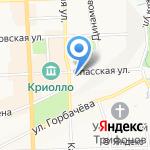 Вятское наследие на карте Кирова