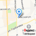 ЮРПРОФ на карте Кирова