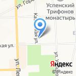 Региональный центр энергетической эффективности на карте Кирова
