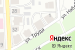 Схема проезда до компании ВятАгроГрупп в Кирове