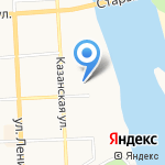 Центр проведения торгов и энергоэффективности на карте Кирова