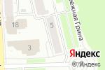 Схема проезда до компании Центр проведения торгов и энергоэффективности в Кирове